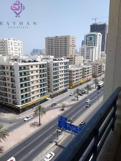 شقة 1 غرفة نوم للايجار في شارع الوحدة، الشارقة - Low-Priced & NO Commission 1 Bedroom Avaible in Prime Location of Al Wahda Street