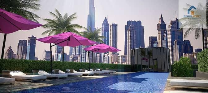 فلیٹ 1 غرفة نوم للبيع في الخليج التجاري، دبي - 1 BHK  Brand New  Nice Canal View  The Pad  Business Bay