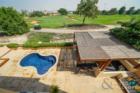 3 Bedroom Villa for Sale in Jumeirah Golf Estate, Dubai - Firestone | Outstanding Golf Course View