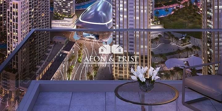 2 Forte Tower 2Bed with 5year Payment Plan