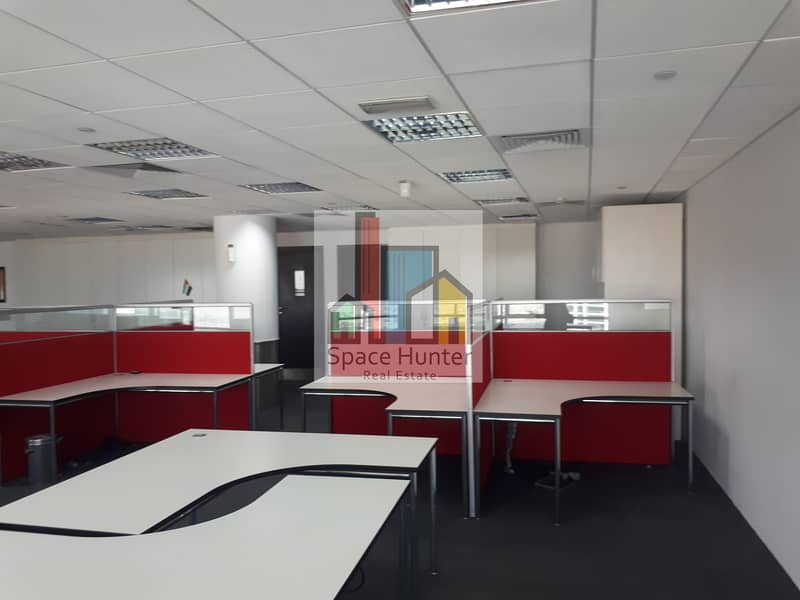 2 Fully fitted Office for sale - Le solarium- DSO