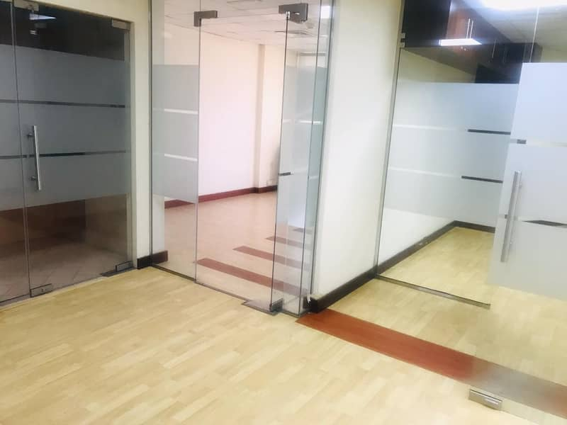 FITTED OFFICE AVAILABLE NEAR DEIRA CITY CENTER