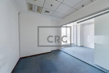 مکتب  للبيع في أبراج بحيرات جميرا، دبي - Sale | Partitioned | Conf/Show Room | Near Metro