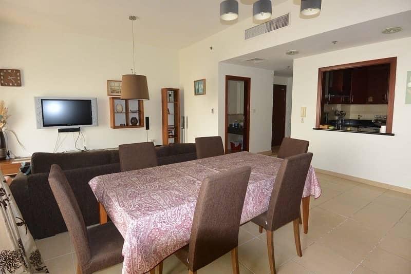 Full Marina View   High floor    Stylish Furniture