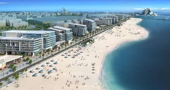 3 Bedroom Apartment for Sale in Saadiyat Island, Abu Dhabi - *No Agency Fees*3 Bed Beach Front Apartments|Saadiyat