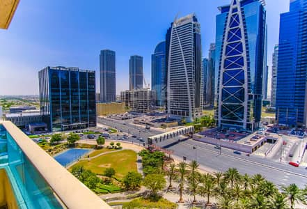 1 Bedroom Flat for Sale in Jumeirah Lake Towers (JLT), Dubai - Spacious 1 Bedroom at O2 Residences | Unfurnished