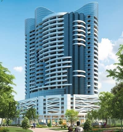 Studio for Sale in Al Barsha, Dubai - installment for 7 years - Pay 3400 monthly only
