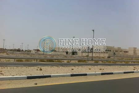 Plot for Sale in Al Shamkha South, Abu Dhabi - Main St. Residential land in Madinat Al Riyad