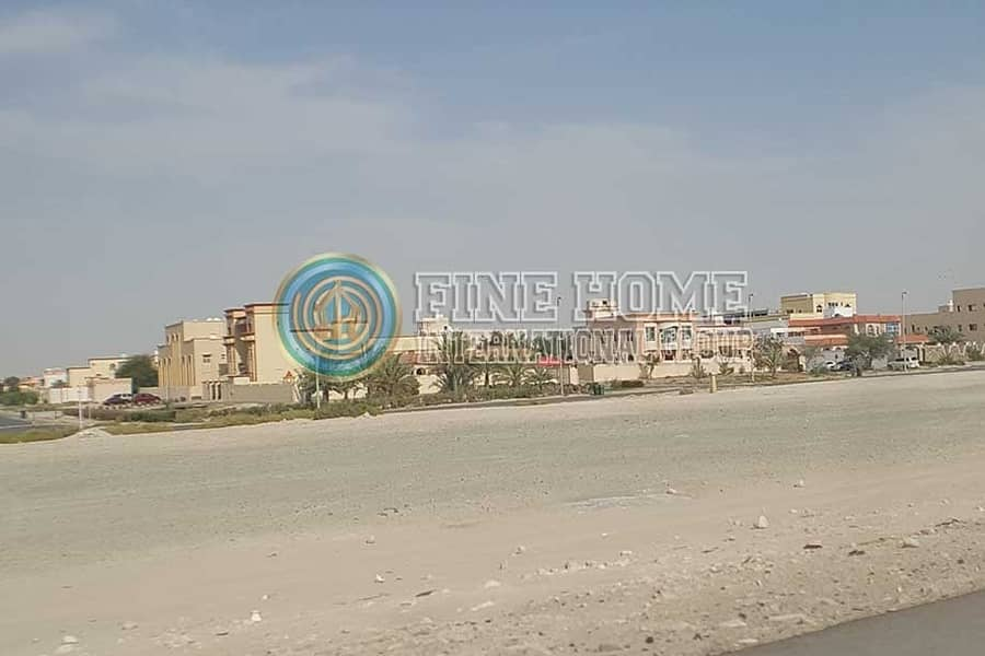 16 Main St. Residential land in Madinat Al Riyad