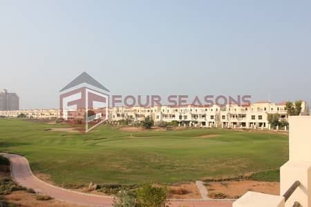 Best Location3+Maid Almost New TH Villa Golf View