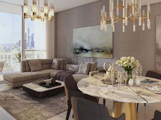 2 Luxury Design |5 years Post Handover | Bellevue Tower
