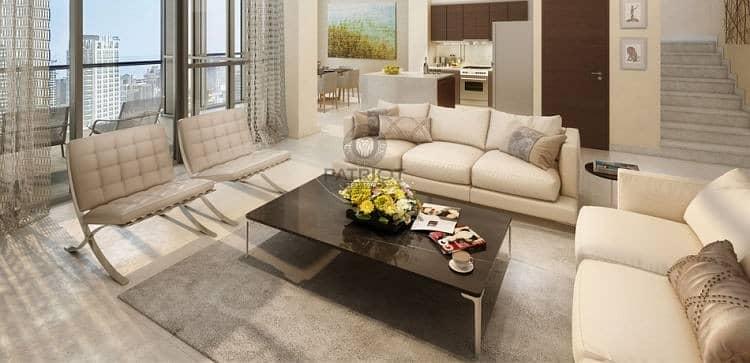 13 Luxury Design |5 years Post Handover | Bellevue Tower
