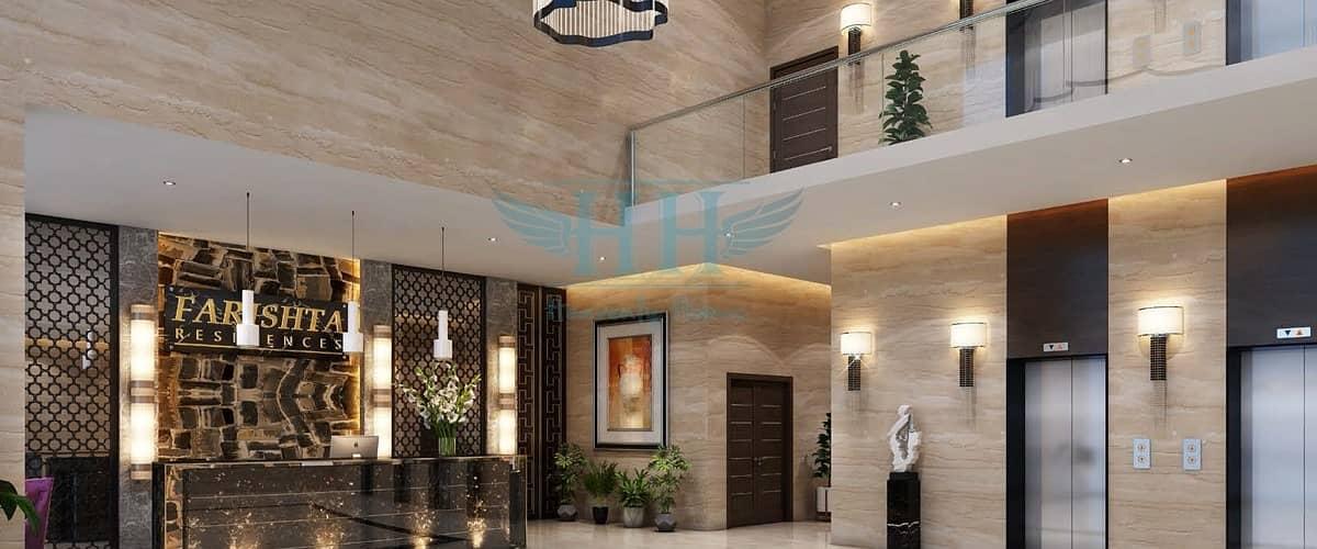 2 Best ROI I Retail Unit l Farishta Azizi Al Furjan
