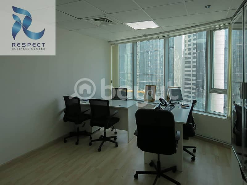 2 No Commission Offices Near Metro Station