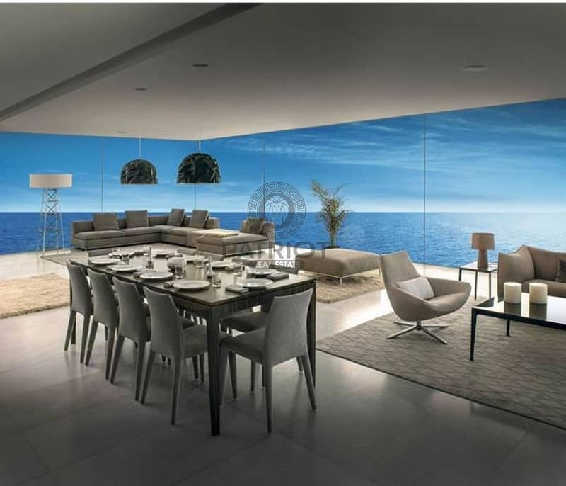 2 Iconic Beachfront Living | Luxury 2 Bedroom in 1JBR   With Payment plan