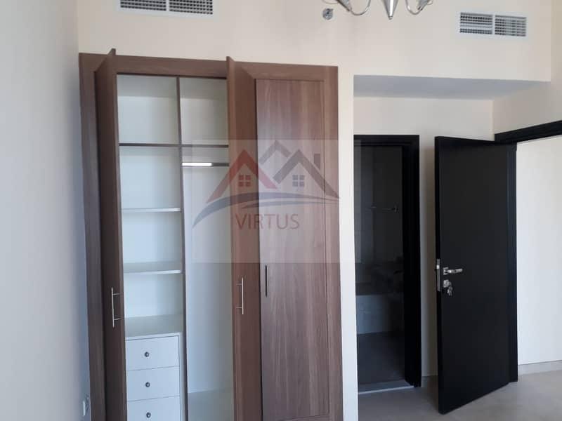 2 Can be convert 2 bhk|1 bed | Dubai Star|high Floor