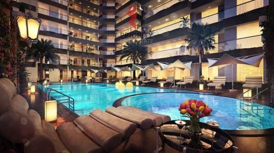 1 Bedroom Flat for Sale in Al Furjan, Dubai - Ready Brand New STudio Azizi Star by Azizi Developments