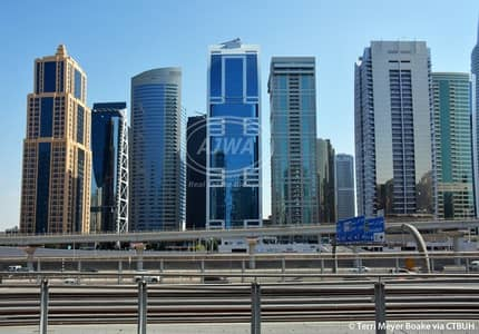 2 Bedroom Flat for Rent in Jumeirah Lake Towers (JLT), Dubai - Well Maintained|2bedroom |In front of Metro Station