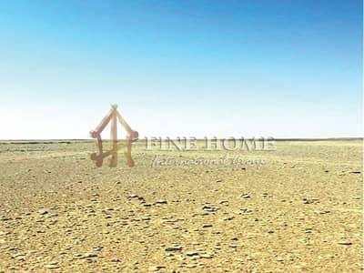 ارض سكنية  للبيع في شاطئ الراحة، أبوظبي - Residential land in Al Rahba  _  Abu Dhabi