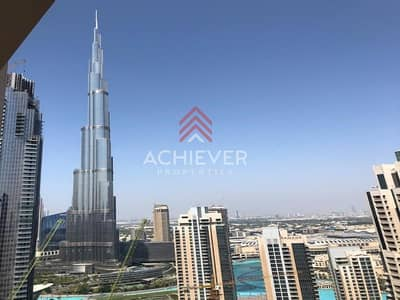 3 Bedroom Flat for Sale in Business Bay, Dubai - Hot Deal | Luxurious 3 Bedroom Burj View