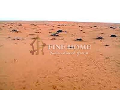 ارض سكنية  للبيع في شاطئ الراحة، أبوظبي - Main Street Residential Land in Al Rahba