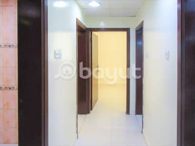 2 Bedroom Flat for Rent in Al Mowaihat, Ajman - NO COMMISSION / DIRECT FROM THE OWNER / NO AGENT/ 2 BEDROOM WITH HALL IS FOR RENT IN QUDRAT PLAZA