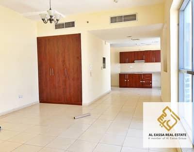 1 Bedroom Apartment for Rent in Dubai Residence Complex, Dubai - Studio like 1BR | Very spacious | Balcony