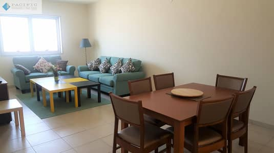 2 Bedroom Flat for Rent in Barsha Heights (Tecom), Dubai - Fully Furnished 2BR Warsan Tecom. High Floor