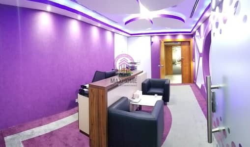 مکتب  للايجار في الدانة، أبوظبي - Variety of Affordable Office to Offer
