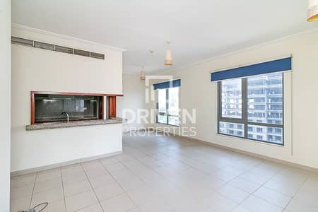 3 Bedroom Flat for Sale in Downtown Dubai, Dubai - Best 3 Bed Apt plus Maid's Room w/ 2 Balcony