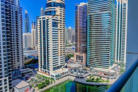 Office for Rent in Jumeirah Lake Towers (JLT), Dubai - Fully Fitted Furnished Office | Lake View