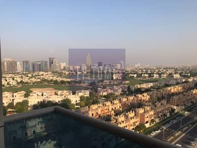 شقة 3 غرفة نوم للبيع في مدينة دبي الرياضية، دبي - Best Golf View | 3 BR Furnished | Good Investment