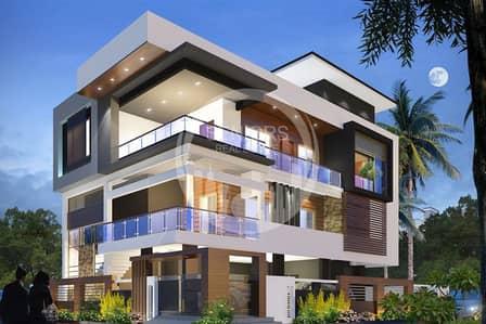 فیلا 5 غرفة نوم للبيع في مدينة خليفة أ، أبوظبي - فیلا في مدينة خليفة أ 5 غرف 5500000 درهم - 4362812