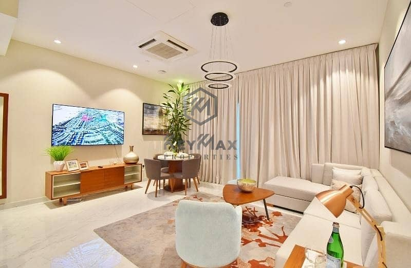 Free Service Charge l DLD Waived l Fully-Furnished