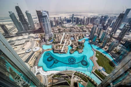 2 Bedroom Apartment for Rent in Downtown Dubai, Dubai - High Floor|Available Now|Best Layout|Fountain View
