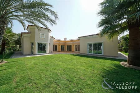 4 Bedroom Villa for Sale in Green Community, Dubai - EXCLUSIVE   Large Plot   Vacant on Transfer<BR/>