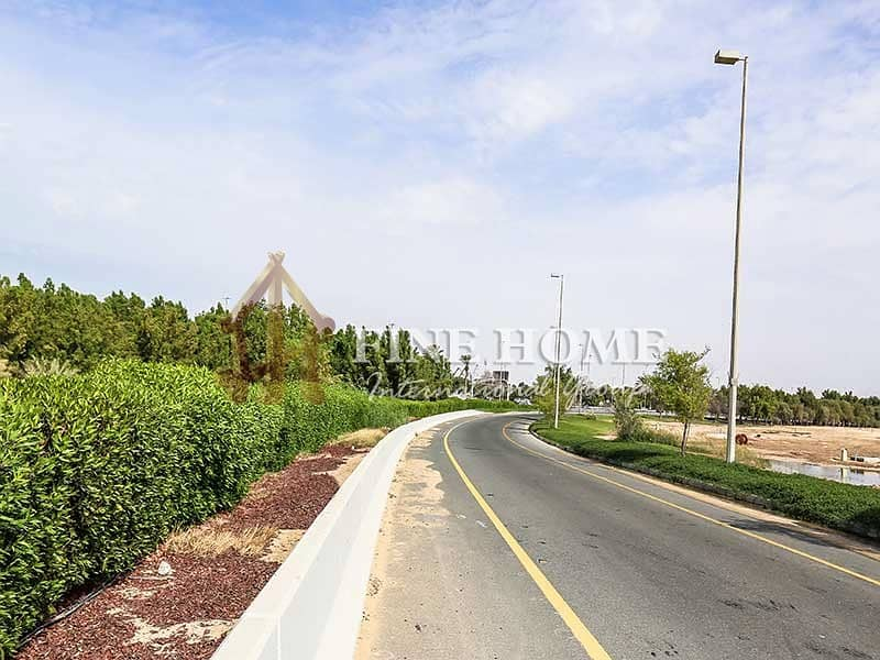 15 Perfect commercial land in madinat Zayed