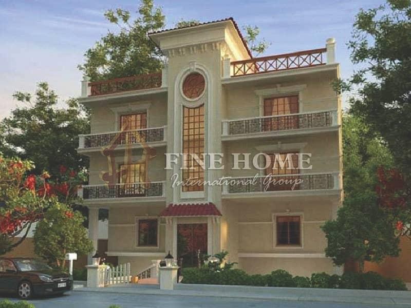 2 Nice Villa  in Al Muroor Area_ Abu Dhabi