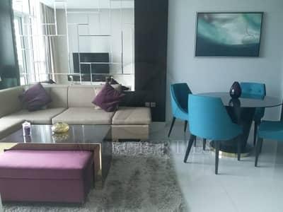 فلیٹ 1 غرفة نوم للايجار في وسط مدينة دبي، دبي - Huge 1 Bedroom Damac Upper Crest