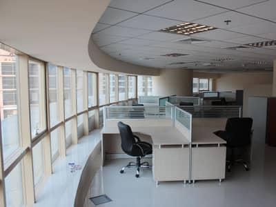 مکتب  للايجار في أبراج بحيرات جميرا، دبي - Spacious Fully Fitted Office | Fortune Executive
