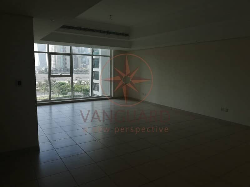 2 Bedroom + maids room + laundry for rent in Al Seef Tower