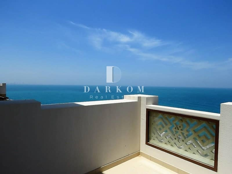 32 CHEAPEST | Panoramic Sea View | Brand New 4BR + Maid Penthouse