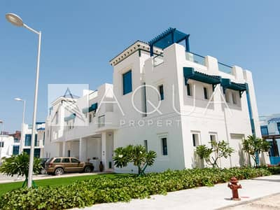 5 Bedroom Townhouse for Sale in Palm Jumeirah, Dubai - Big Garden 5 Bed Townhouse Direct Beach