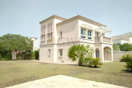2 Bedroom Villa for Rent in Jumeirah Village Triangle (JVT), Dubai - Landscaped Garden | Private Location | Ready to Move in |