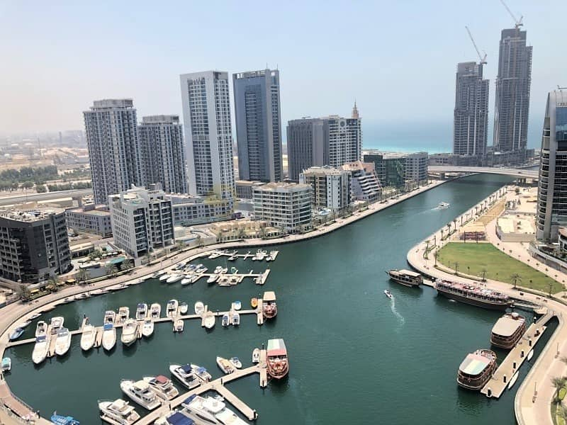 2 Beautiful Marina View|Brand New Furniture|Ready to Move In