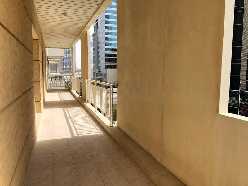 2 Bright and Spacious|Huge Balcony |Ready To Move In