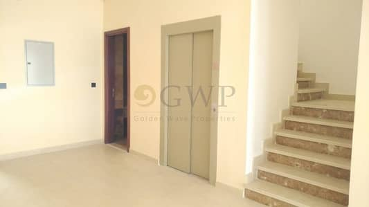 4 Bedroom Townhouse for Rent in Jumeirah Village Circle (JVC), Dubai - This Villa Comes With Private Elevator