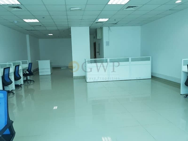 2 Fitted Office Space | Al Khail exit | Business Bay