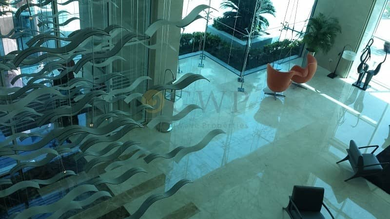 2 Cheques | Fully Furnished | Partial Marina View