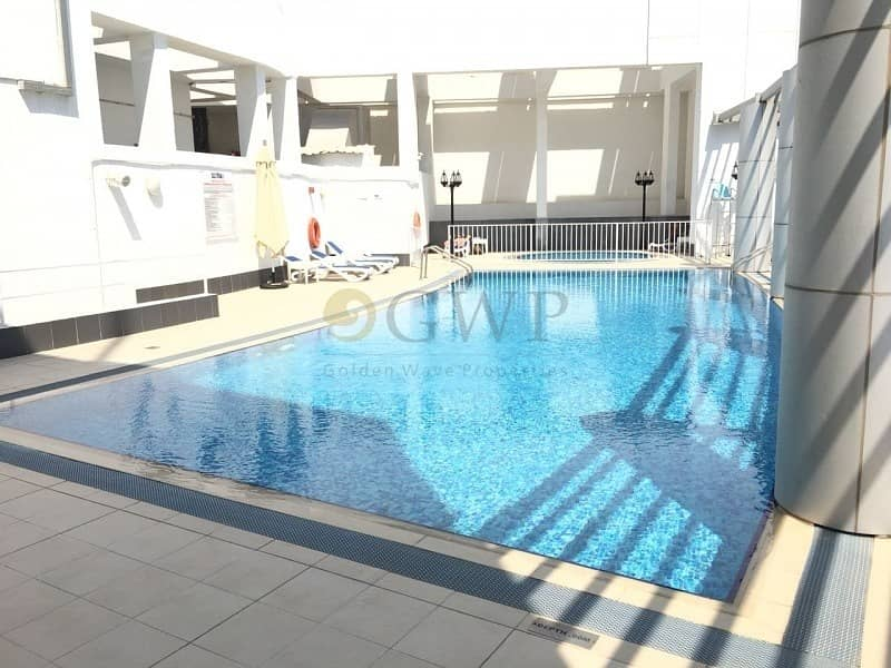 2 Fully Furnished 1Bed Apartment with Bright & Spacious